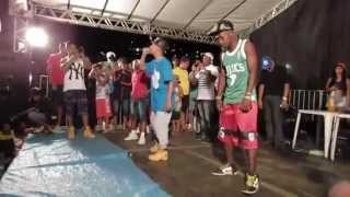 MC Rick Sarro gosto   ao vivo Vila Ideal   Dez 2014