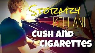 Stormzy - Cigarettes and Cush ft. Kehlani | Tishler Piano Cover