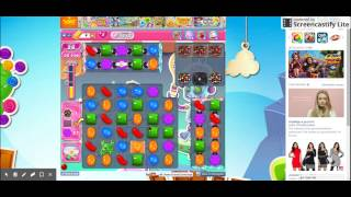 Level 1212 candy crush NO BOOSTERS***