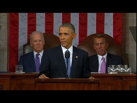 2015 State of the Union FULL SPEECH: President Obama