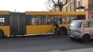 Das Fahrrad - schnellstes Verkehrsmittel der Stadt
