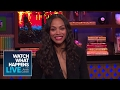Is Zoe Saldana Mad At Britney Spears For Revealing Her Twins? | WWHL