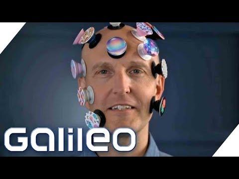 Millionär durch Popsockets: So lebt der Erfinder David Barnett | Galileo | ProSieben