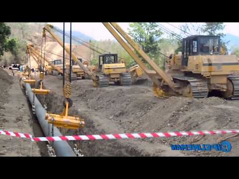 Pipeline Man Pipelayer/Sideboom