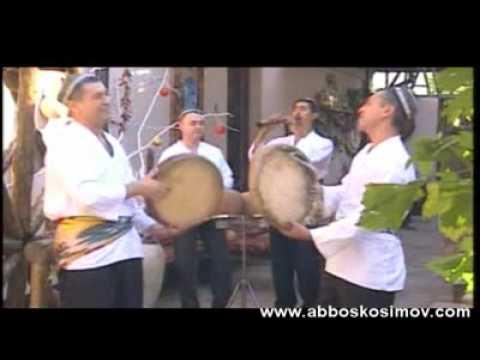"Percussion of Uzbekistan: Doira Artist Abbos Kosimov and his ethno-band ""Abbos"" perform ""Dil-hiroj"""