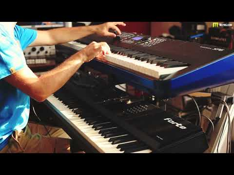 KURZWEIL FORTE VS SP6 sounds