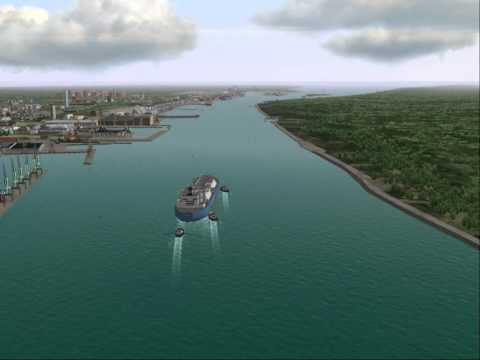"""""""INDEPENDENCE"""" voyage to Klaipeda port"""