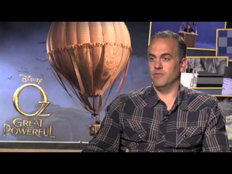 My Interview with Scott Stokdyk of Disney's OZ