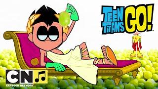 Юные Титаны, вперед! ♫ Зависть ♫ Cartoon Network