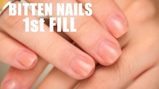 Grant's 1st Nail Fill - Step By Step Tutorial