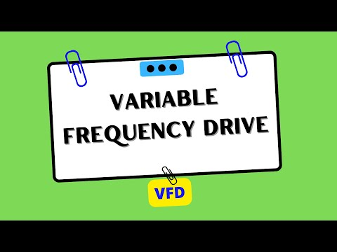 #EEE - VFD (Variable Frequency Drive) (electronics2electrical.com)