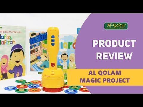 Review Product Magic Projector (Al Qolam)
