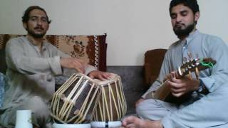 Jenaky dale dale raghle..Rabab and Tabla