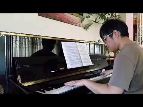 Diễm xưa-piano- Trịnh Công Sơn
