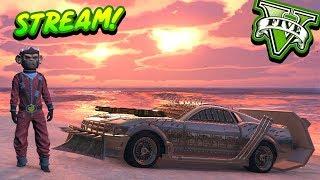 🔴 Kupuji si další auto do demoliční arény - Marwex, Kelo a Jawo [GTA 5]