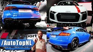 2018 Audi RS4 & Audi R8 V10 RWS & TT RS PERFORMANCE PARTS by AutoTopNL
