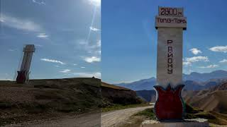 НАРЫН Перевал Кара-Коо 2019 год автопутешествия