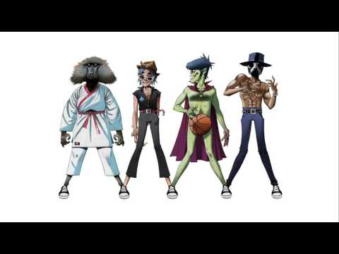 Gorillaz - DoYaThing [Radio Edit]