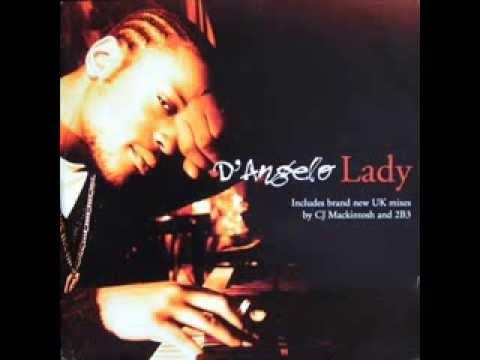 D'Angelo -- Lady (CJ Mackintosh Remix) (1996)