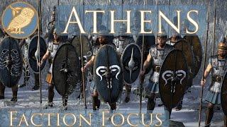 Heir's Faction Focus : Athens : Total War Rome 2
