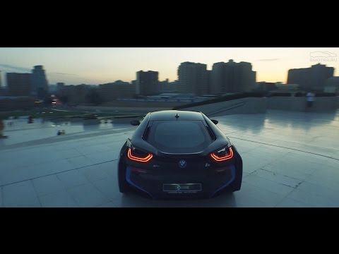 Тест-драйв от Давидыча. BMW I8