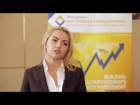 TMS Ship Finance & Trade Conference 2017, Katherine Yakunchenkova, Al Safina Seciruty