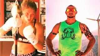 Ронда Роузи готовится к бою, Каб Свонсон в отпуске