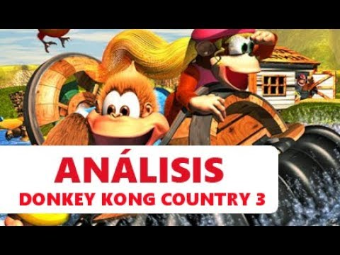 Donkey Kong Country 3   Terceras partes SÍ fueron buenas   ANÁLISIS & CRÍTICA RETRO