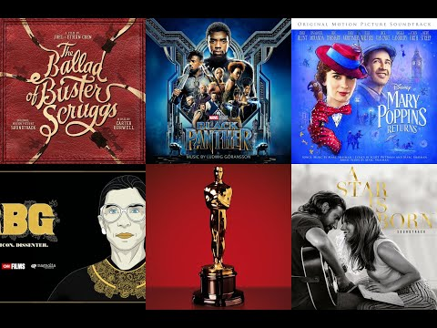 BEST SONG NOMINEES - OSCARS 2018 / 2019 Mp3