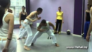 Capoeira урок с TICO ( Бразилия ) в THE HALL