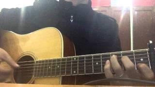 Anh Không Đòi Quà - Karik ft Only C guitar cover ( Supper Tungnu )