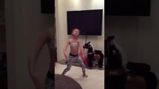 / Звёздочка Youtube/ Танец импровизация / Нюша - Где ты, там я/ Лучший талант и танец №2 =)