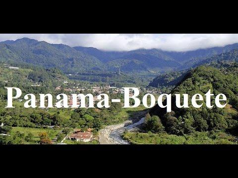 Panama-Boquete  Part 4