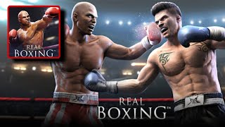 Real Boxing - Fighting Game - Games Offline/Online Android & iOS | Gameplay Android 1080p 60fps