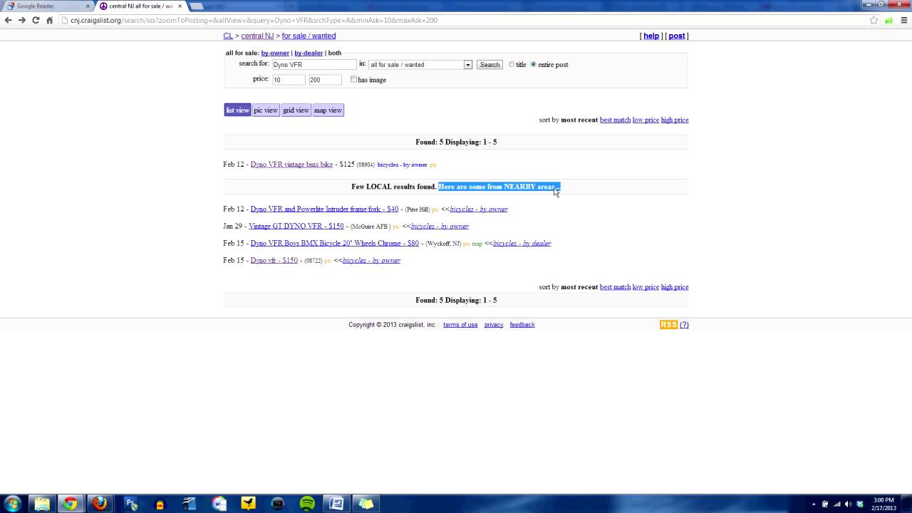 Craigslist Search Engine - Search Craigslist Like a PRO! - Resale Renegade