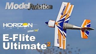 horizon hobby e flite ultimate2 model aviation