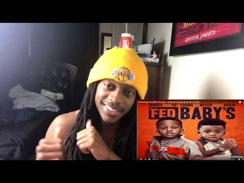 Moneybagg Yo & NBA Youngboy - Tampering With Evidence [ REACTION!!!!