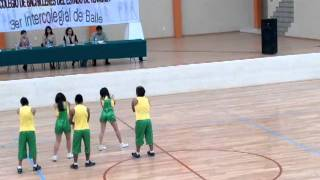 3ra Intercolegial De Baile (1/8)