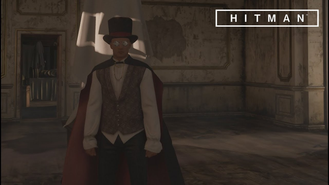 Steam Community Video Hitman Master Vampire Challenges The Showstopper Paris Hd 60fps