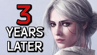 The Witcher 3 Three Years Later