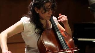 Channels by Oleg Bogod. Talia Erdal Cello
