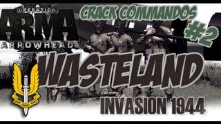 Arma 2 i44 Mod Wasteland - Crack Commandos #2