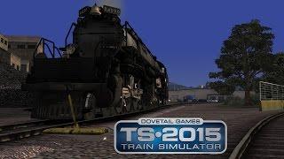 TS2015: Union Pacific Big Boy