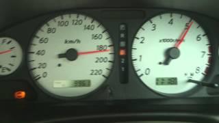 nissan sentra n16 top speed