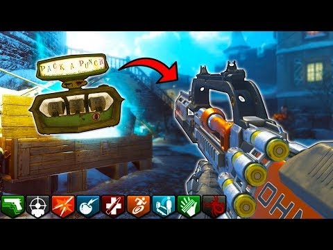 USING A BLUNDERGAT & MORE IN THE 'DER EISENDRACHE' EASTER EGG BOSS FIGHT!