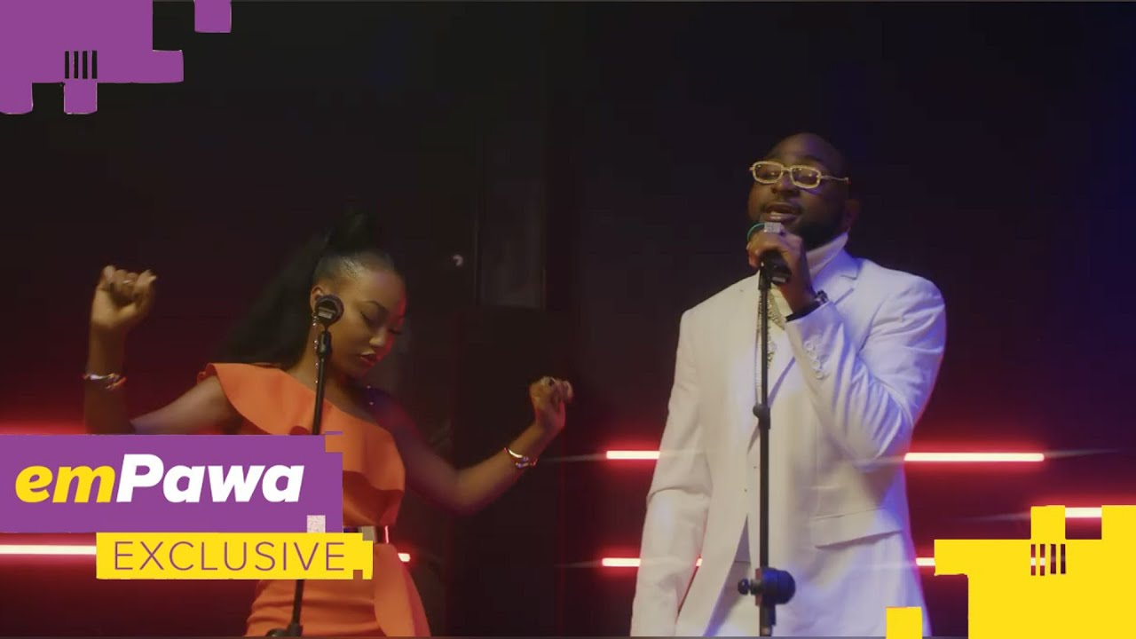 iTasha & Davido - Sheri (Official Video)
