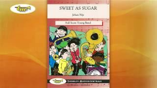 Cover images Sweet As Sugar - Young Band - Nijs - Tierolff