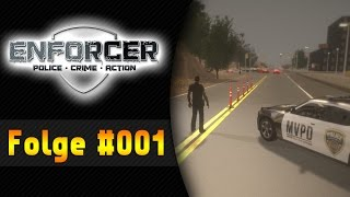 Enforcer Police Crime Action #01 - Der erste Tag ★ Let