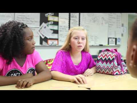 Don't Be A Bully Foundation Leading By Example Educational Promo Video