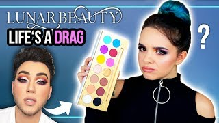 Kann das was?! MANNY MUA's LUNAR BEAUTY LIFE'S A DRAG Palette Review